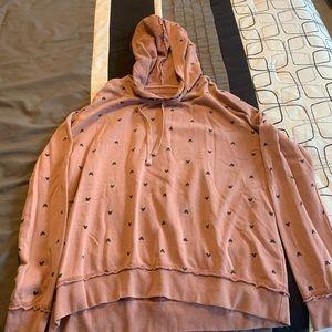 Women's Disney light weight hoodie